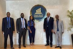 UNITED at the Ministry of Finance of Ethiopia