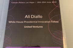 UNITED Co-Founder Wins Top 50 American Tech Visionary Award in Las Vegas