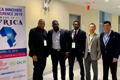 UNITED Attends MIT Africa Innovate Conference in Boston