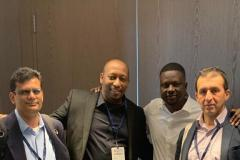 UNITED Meets with Senegalese Entrepreneur Thione Niang, Co-Founder of AKON Light Africa