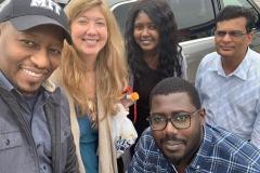 UNITED Visits New York's African Diaspora Community