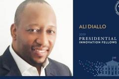 UNITED Co-Founder Ali Diallo Appointed White House Presidential Innovation Fellow